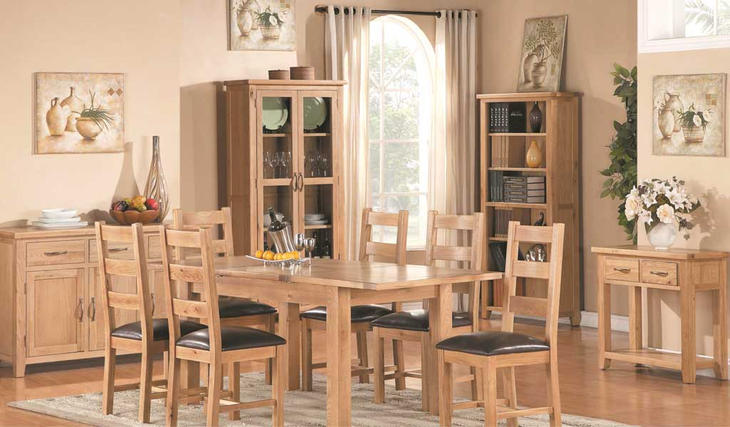 Richmond Oak Dining Furniture