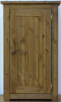 Hampshire pine cupboard