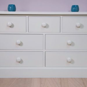 Sussex Pine 7 Drawer Multichest