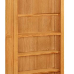 Richmond Oak 6ft bookcase