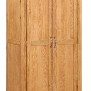 Richmond Oak Double Wardrobe