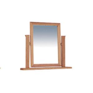 Siena Oak Swing Mirror