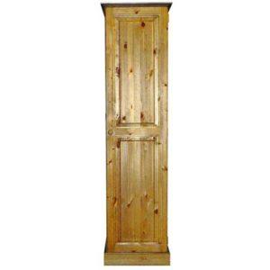 Somerset Pine 1 Door Wardrobe