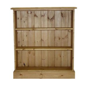 Somerset Pine Small bookcase