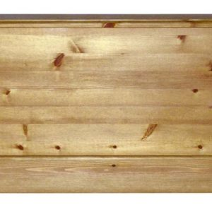 Somerset Pine Blanket Box