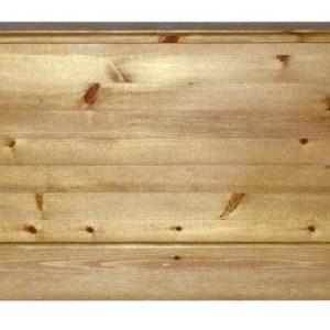 Somerset Pine Blanket Box