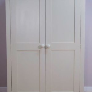 Sussex Pine 2 Door Wardrobe