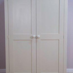 Sussex Pine 2 Door Wardrobe