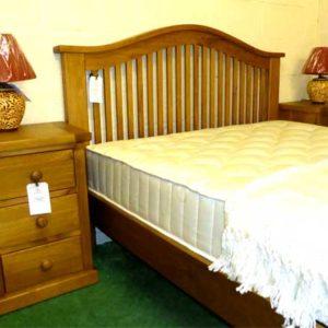 rutland pine bedside