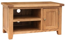 Tuscany oak TV unit