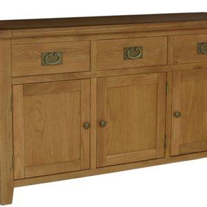 Tuscany Oak Sideboard