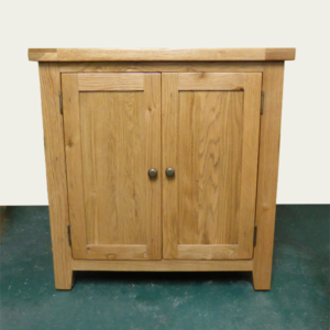 Tuscany Oak 2 door Small Cabinet