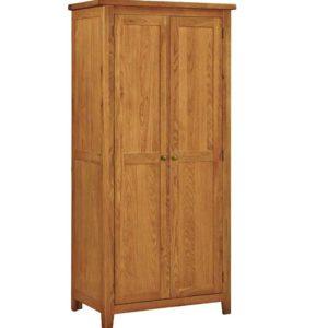 Tuscany Oak Wardrobe