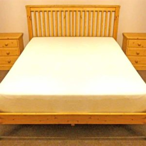 CORNISH PINE BED