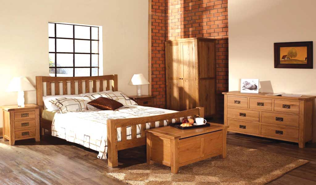 Tuscany Oak Furniture