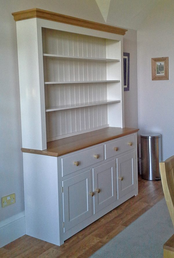 Devon Oak Painted Dresser