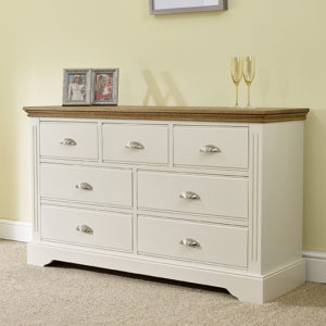 Kensington 7 drawer multichest