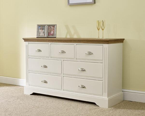 Kensington 7 drawer multichest